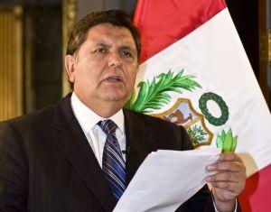 Alan García: mensaje presidencial