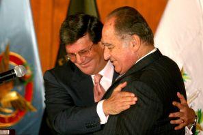 Ántero Flores Araoz y Rafael Rey