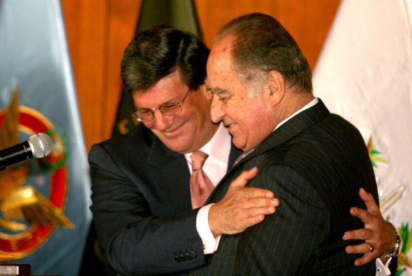 Ministro Rafael Rey